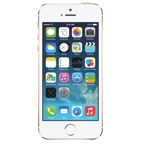 Apple iPhone 5S - 16GB Gold