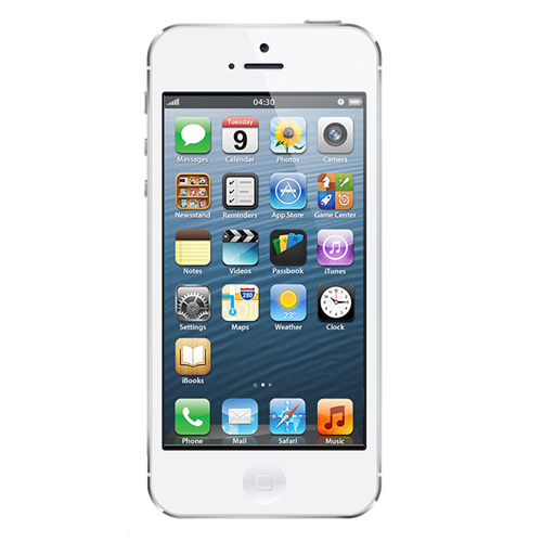 Apple iPhone 5 - 64GB Trắng