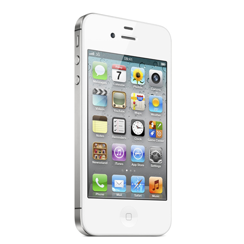 Apple iPhone 4S - 32GB Trắng