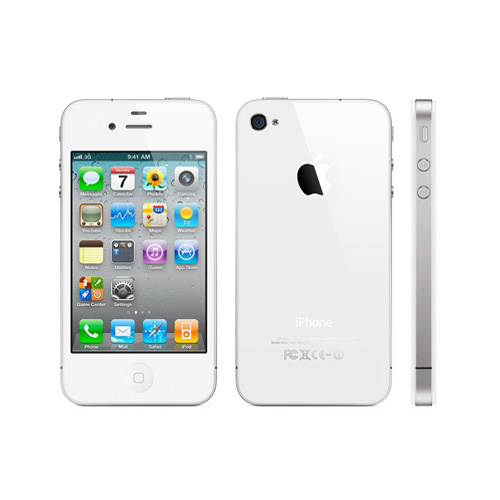 Apple iPhone 4S - 16GB Trắng