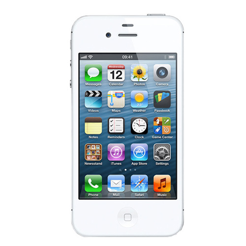 Apple iPhone 4 - 8GB Trắng