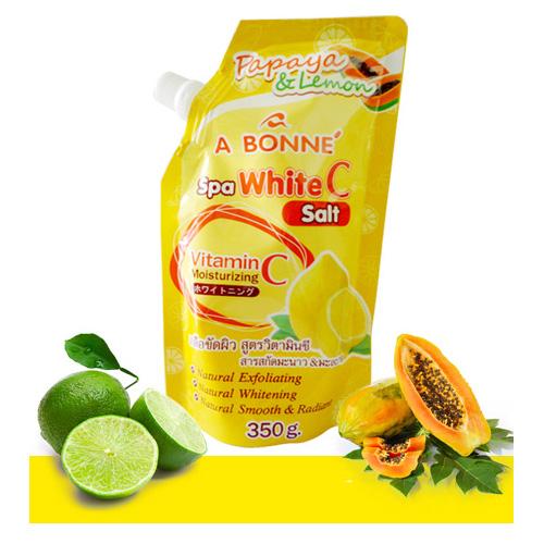 Muối tắm Vitamin C+ Abonné