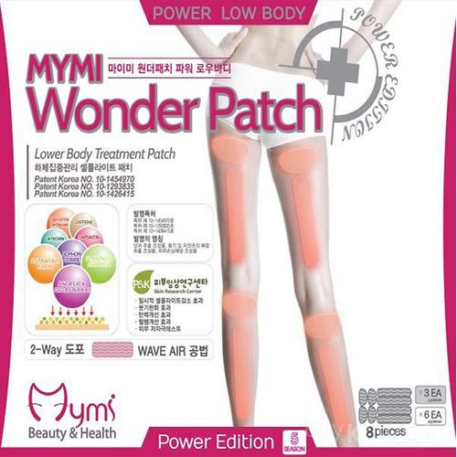 Miếng dán thon đùi Mymi Wonder Patch