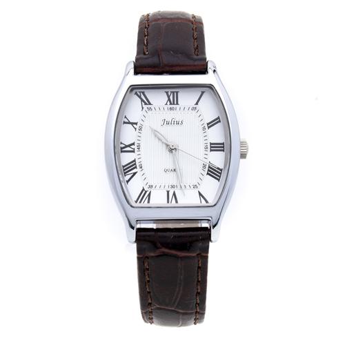 Đồng hồ JULIUS JU995 Hàn Quốc ( nâu)