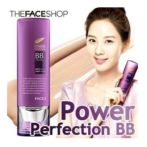Kem nền BB Cream The Face Shop SPF37