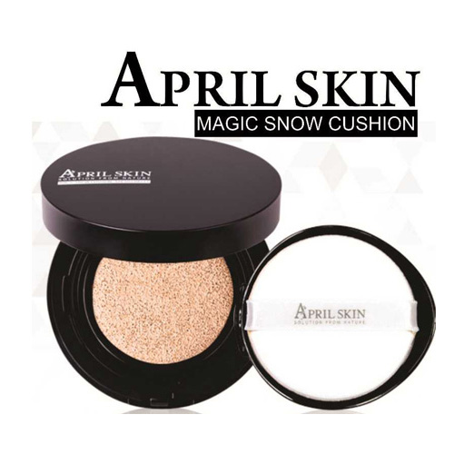 Phấn nước April Skin Magic Snow Cushion