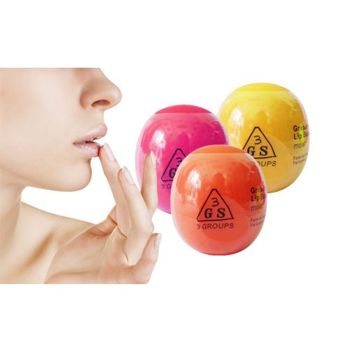 Son trứng dưỡng môi 3GS lip balm