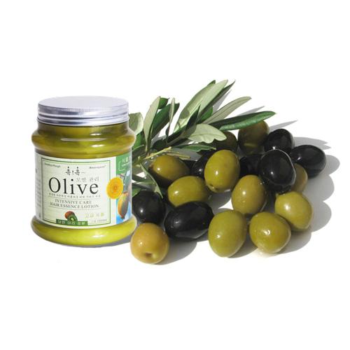 Kem hấp dầu tóc Olive