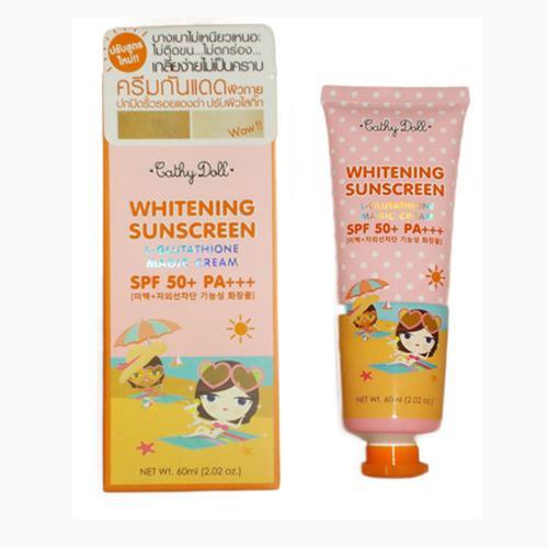 Kem chống nắng dưỡng da Cathy Doll Sunscreen