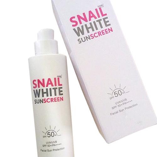 Kem dưỡng chống nắng Snail White Sunscreen