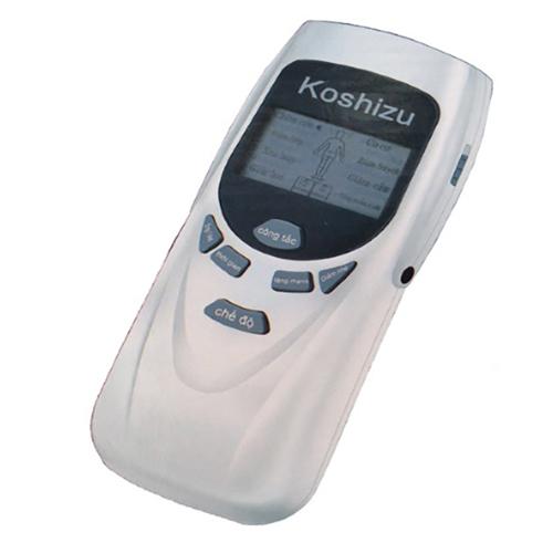 Máy massage xung điện trị liệu 8 miếng dán Koshizu