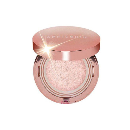 Phấn Nước April Skin Magic Snow Pink Cushion