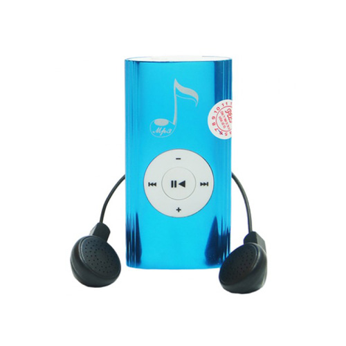Máy nghe nhạc MP3 loa ngoài hình nốt nhạc