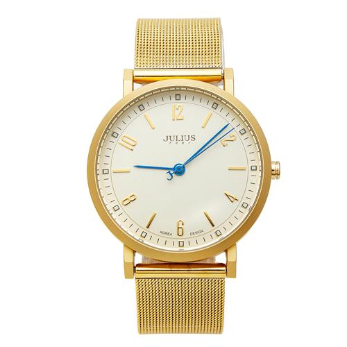 Đồng hồ nam Julius JU1075 (Vàng kim xanh)