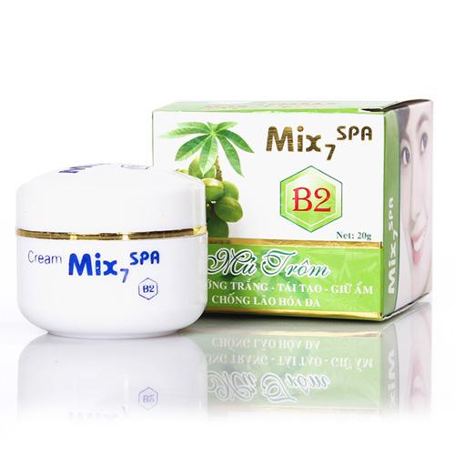 Kem mủ trôm Mix 7 Spa B2