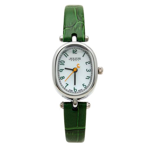 Đồng hồ nữ Julius JU1025 (Xanh lá)