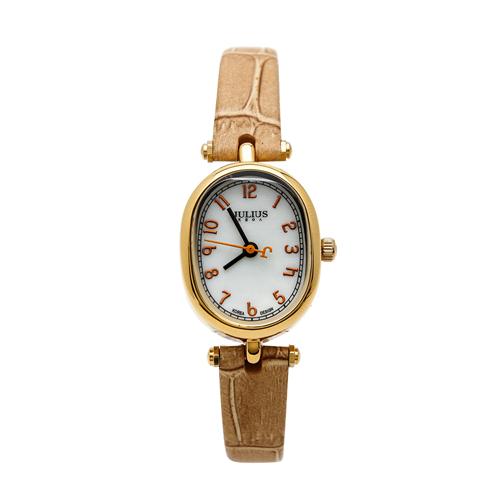 Đồng hồ nữ Julius JU1025 (Vàng)