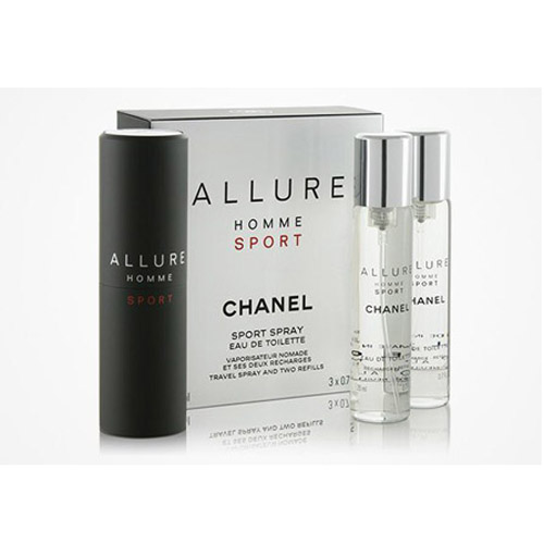 Bộ 3 Chanel Allure Black