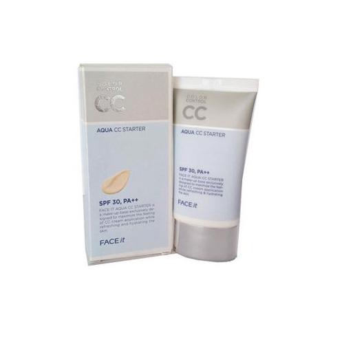 Kem lot dưỡng da chống nắng CC SPF 30