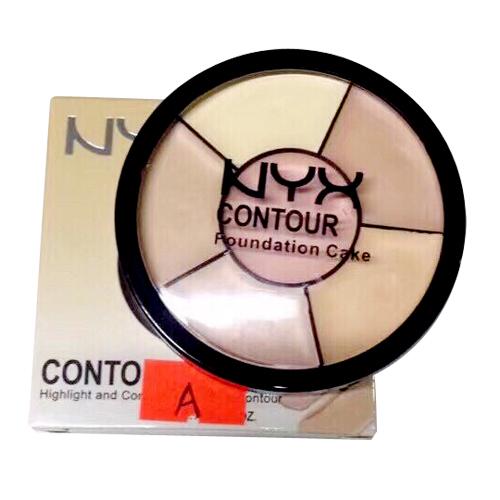Phấn trang điểm tạo khối NYX Contour Foundation Cake