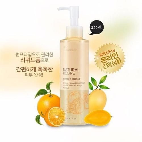 Sữa rửa mặt The Face Shop New