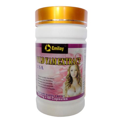 Viên uống nở ngực Yam Extract