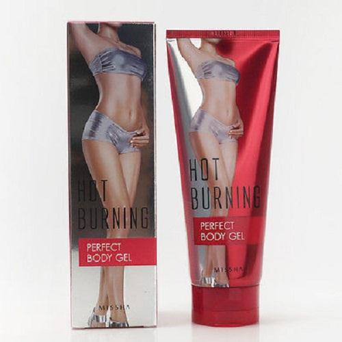 Gel Massage tan mỡ Missha Hot Burning