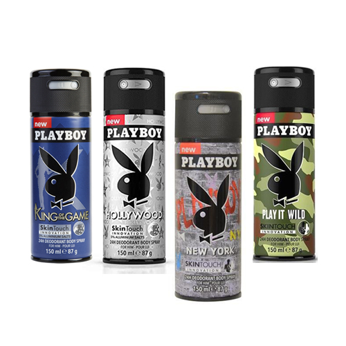 Xịt toàn thân Playboy