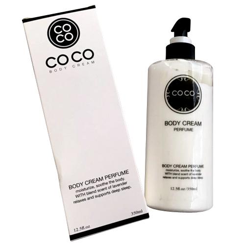 Dưỡng ẩm toàn thân hương nước hoa Coco