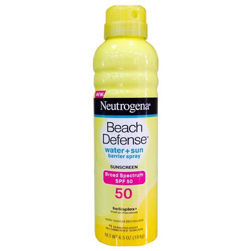 Xịt chống nắng Neutrogena Beach Defense