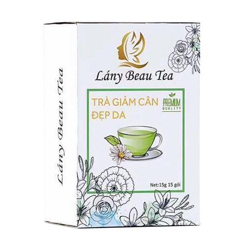 Trà giảm cân đẹp da Lány Beau Tea