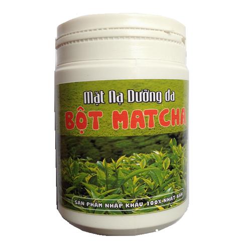 Mặt nạ dưỡng da bột Matcha