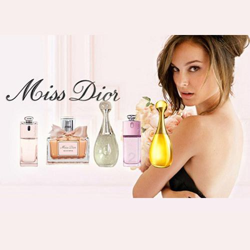 Bộ 5 chai nước hoa Dior