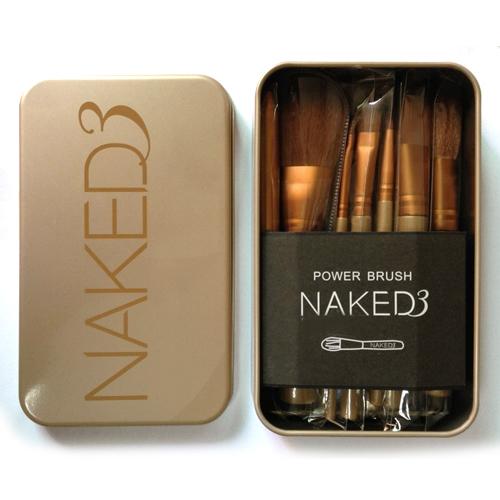 Bộ cọ trang điểm Naked 3