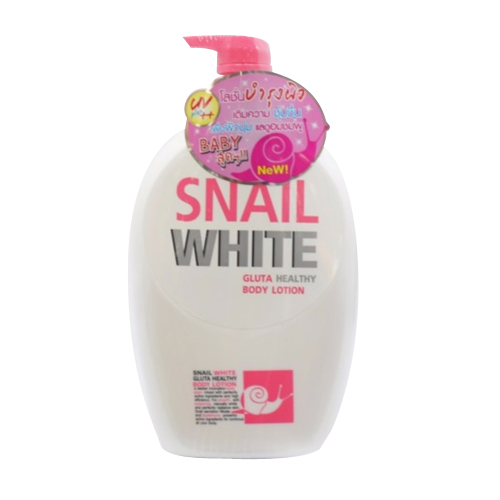 Sữa tắm Snail white Body Bath Cathy Doll
