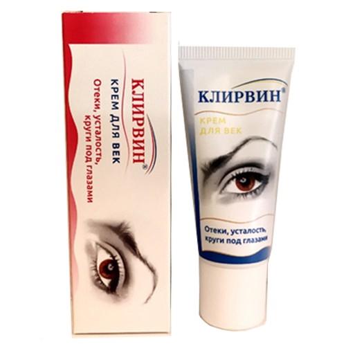 Kem Klirvin giảm thâm quầng và tan bọng mắt