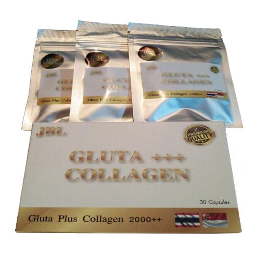 Trắng da Gluta Collagen Anthawin Thái Lan