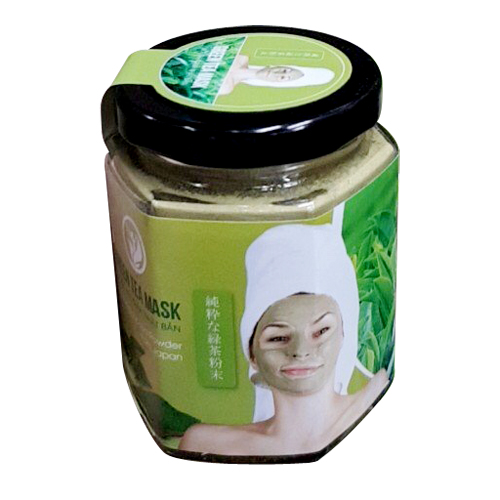 Bột đắp mặt trà xanh Green Tea