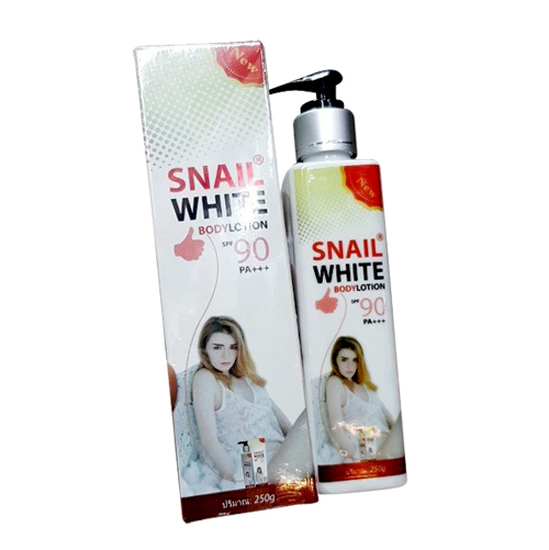 Snail White Body Lotion SPF 90 PA +++