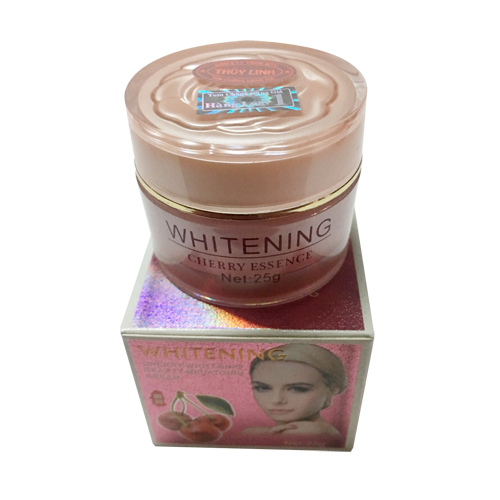Kem trắng da 7 Days Whitening Cherry Essence