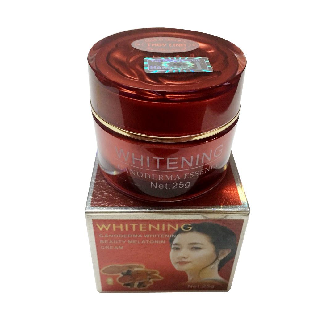 Kem trắng da 7 Days Whitening Linh Chi