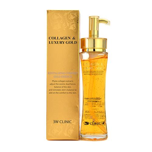 Serum tinh chất vàng dưỡng trắng và tái tạo da Collagen & Luxury Gold