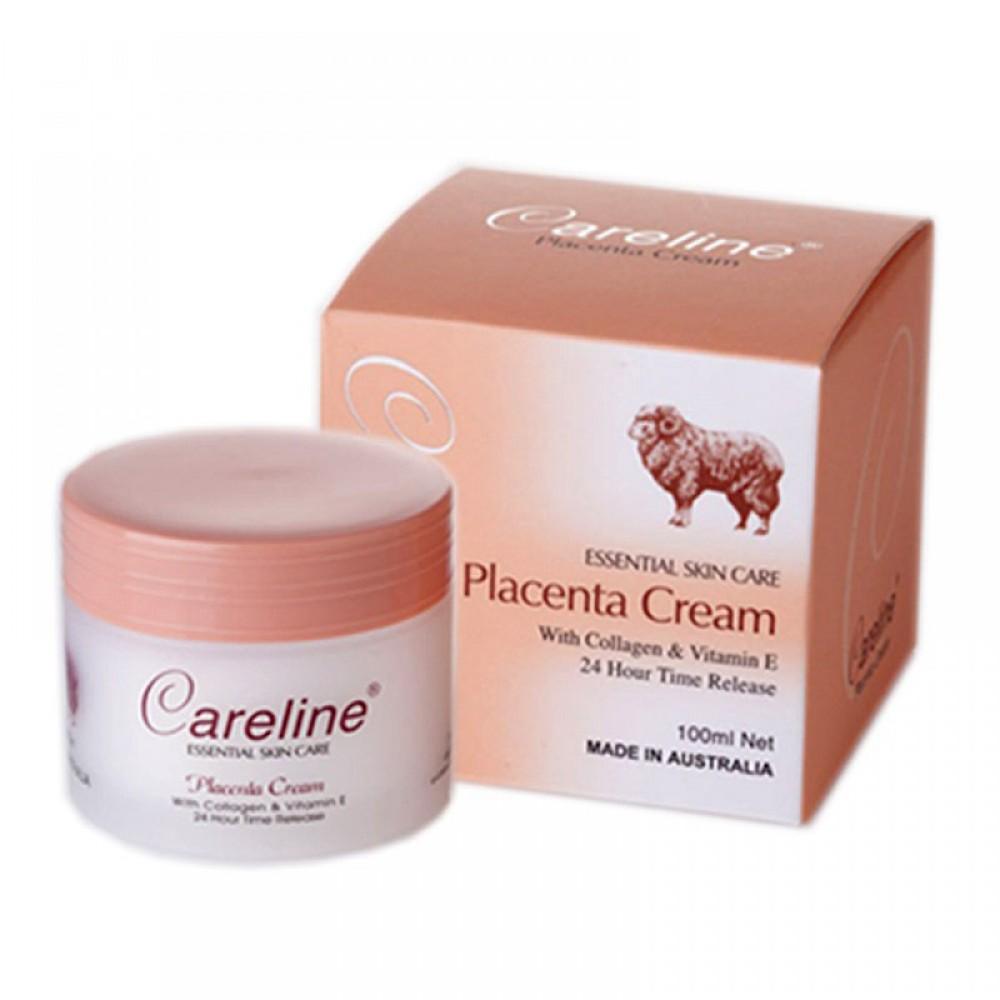 Kem dưỡng ẩm nhau thai cừu Careline Placenta Cream