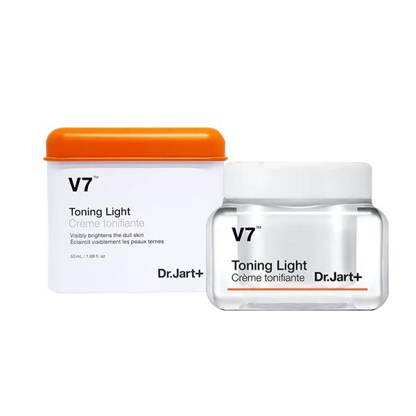 Kem dưỡng trắng da Dr Jart V7 Toning Light 50ml