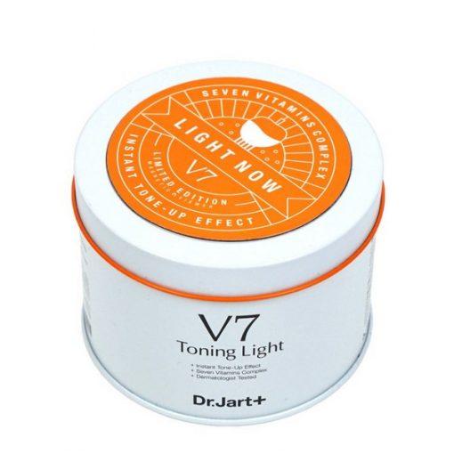 Kem dưỡng trắng, tái tạo da, trị thâm nám Dr.Jart+ V7 Toning Light