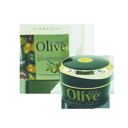 Kem trị nám trắng da Olive Korea